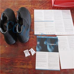 Control de qualitat de les sabates