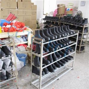 Inspecció de qualitat de les sabates 1