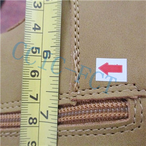 Shoes quality inspection