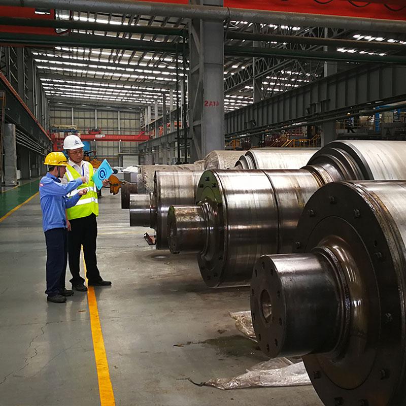 China plant audit